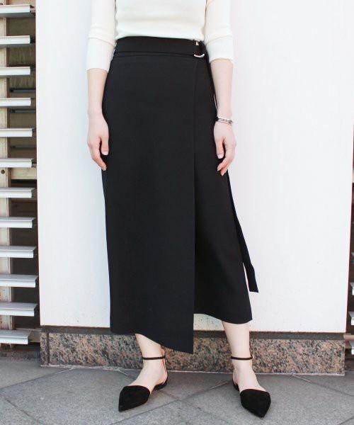 リング黒スカートズーム画像