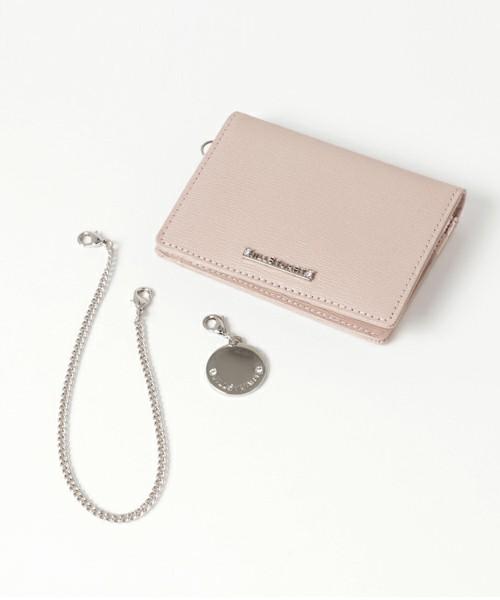 ジルスチュアートのピンクのパスケース