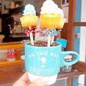 1日で150個売れる!?かわいすぎるカップケーキと心温まる空間「ON THE WAY」