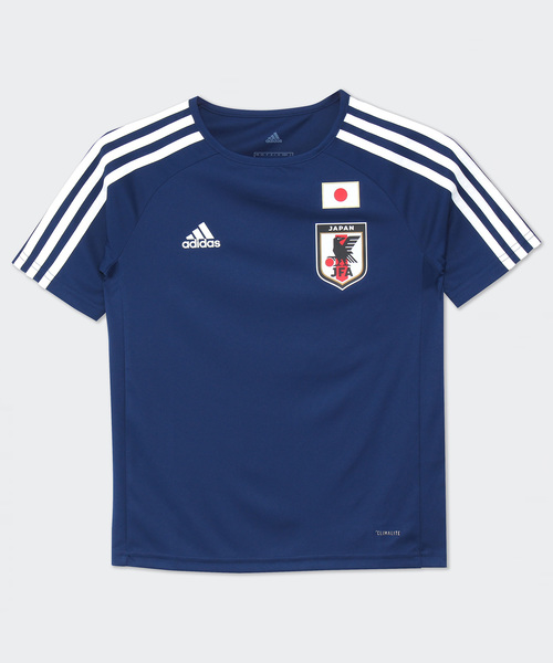 サッカー日本代表サムライブルーのユニフォーム