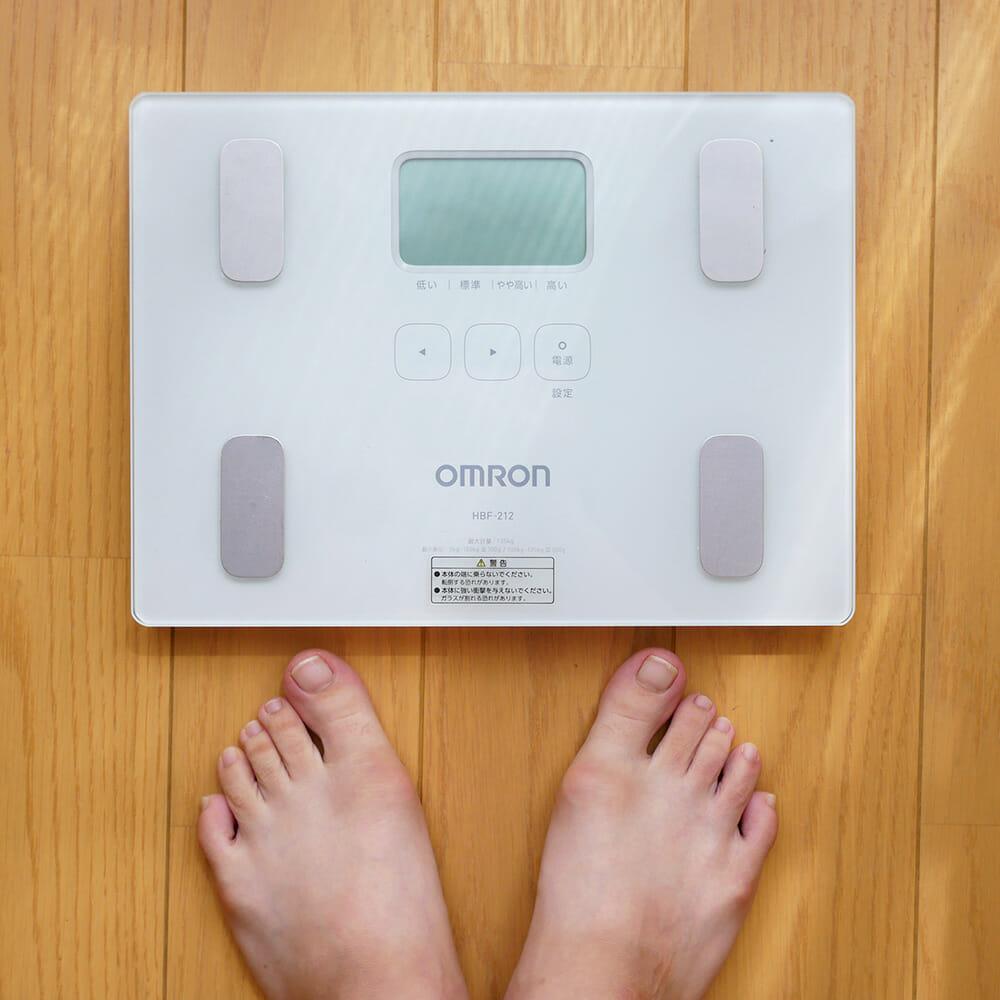 ズボラダイエットでどこまで痩せられるのか?4つの方法で20日間検証!