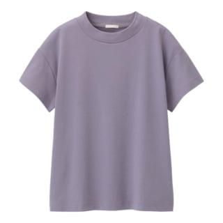 GUのスムースTシャツ