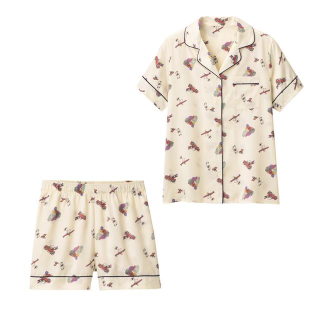 GUのスヌーピーのパジャマ