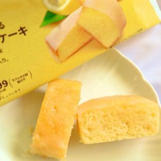さわやかに香る 瀬戸内レモンケーキ