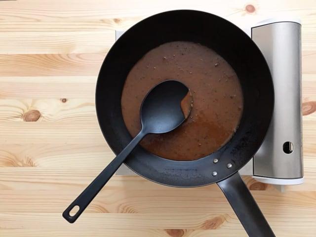 無印良品のシリコーン調理器具フライパン