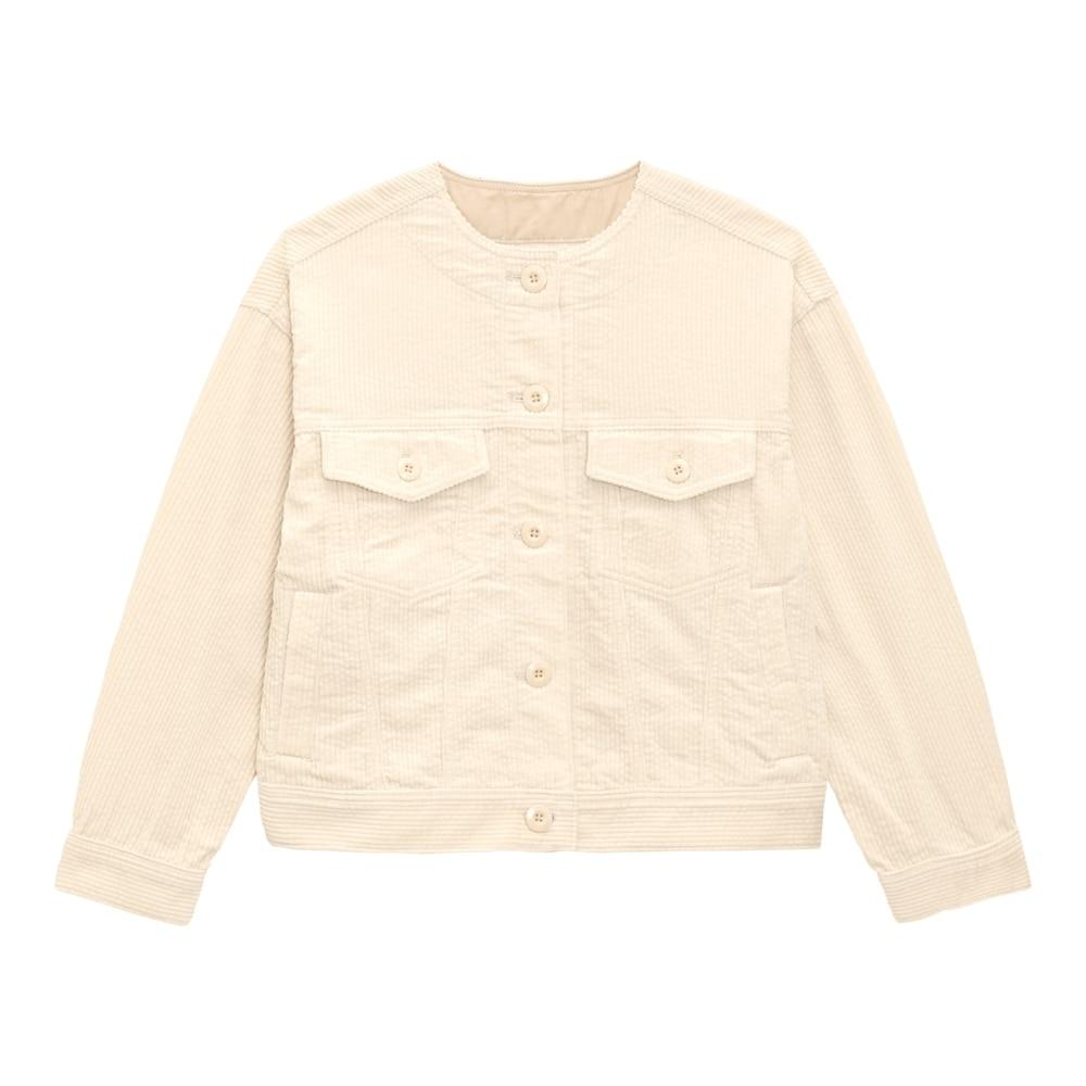 コーデュロイオーバーサイズジャケット