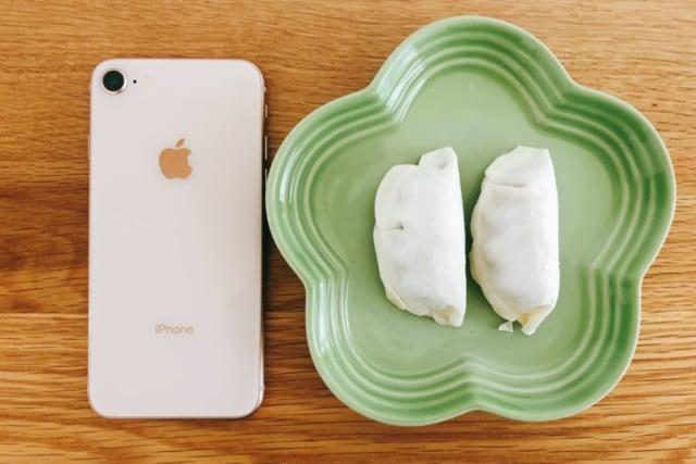 餃子計画 冷凍生餃子サイズ