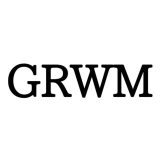ネット用語GRWM