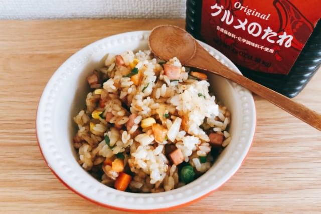 コストコ ヨシダソース 炒飯