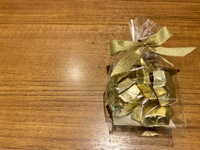 成城石井 スターチョコレート パッケージ
