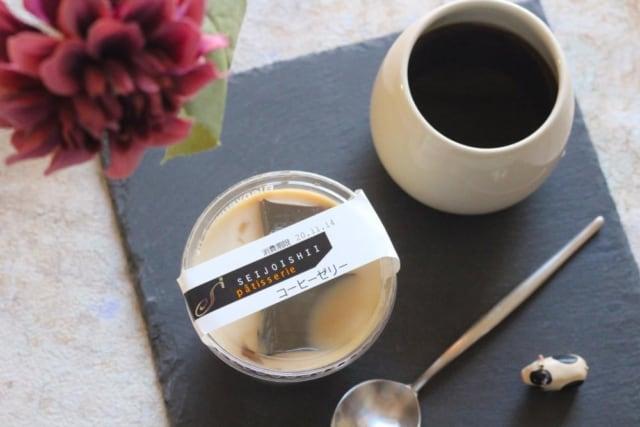 成城石井「自家製コーヒーゼリー」