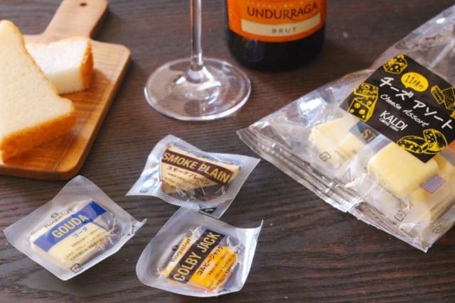 チーズアソート