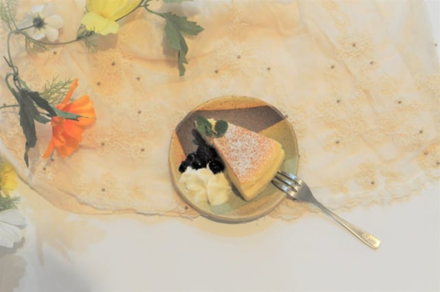 成城石井「スフレチーズケーキ」アレンジ