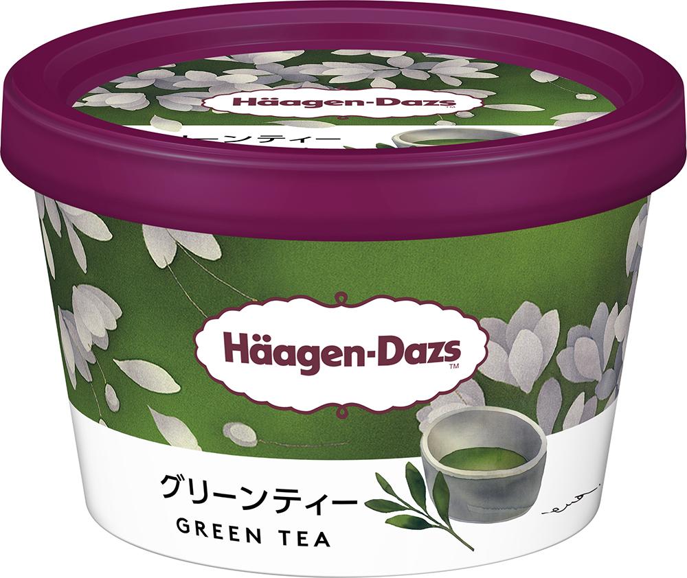 ハーゲンダッツ抹茶味