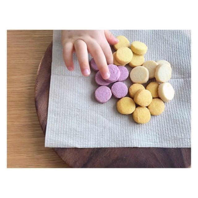 国産素材でつくったクッキー