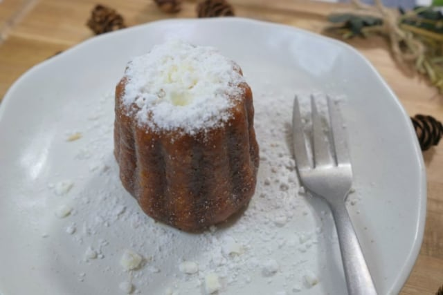 カルディのカヌレのアレンジレシピ画像
