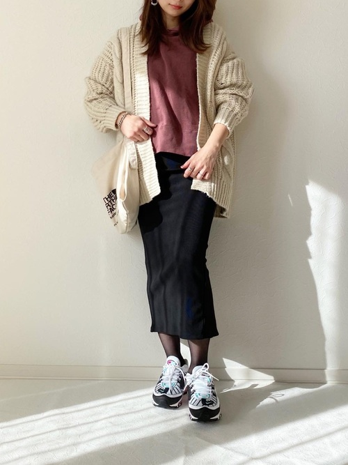 ZARAタイトスカート