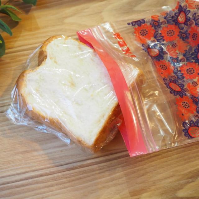 業務スーパー天然酵母食パンの保存方法