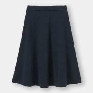 GUのポンチフレアスカート