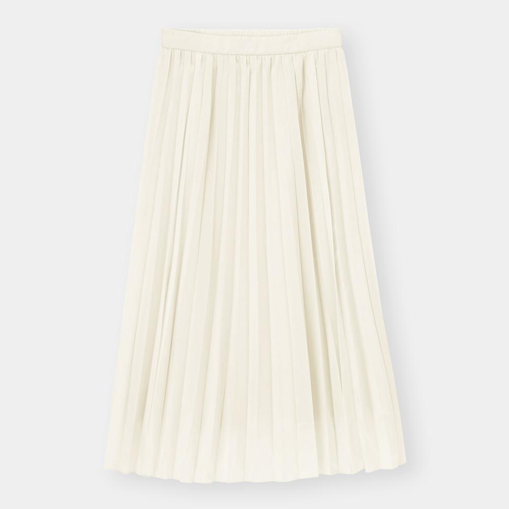早く着たい…!《GU》の「春スカート」のかわいさは神レベル♡