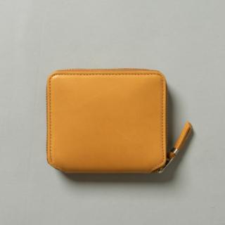 ラウンドウォレットレザー財布