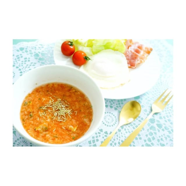 カルディの3種のきのこスープ