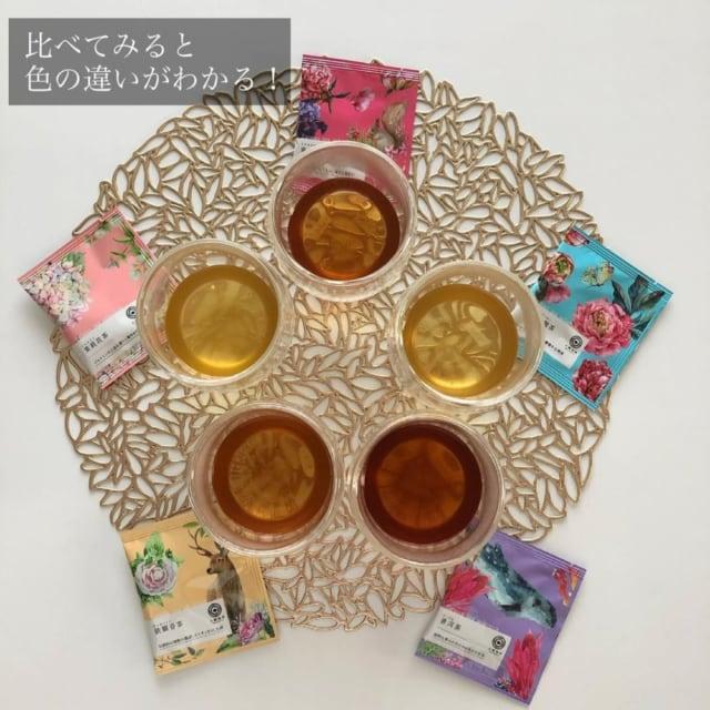 コストコの台湾茶アソートセレクション