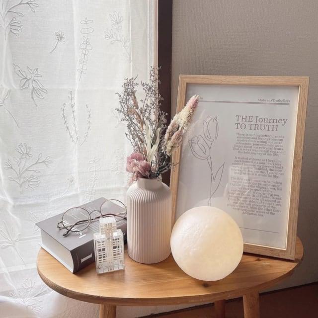 陶器フラワーベース