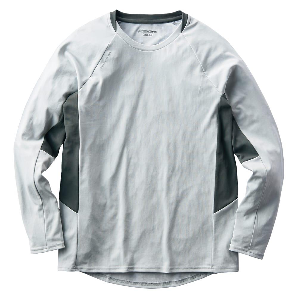 ワークマンの肌がさらさらZERODRY-5℃長袖Tシャツの写真