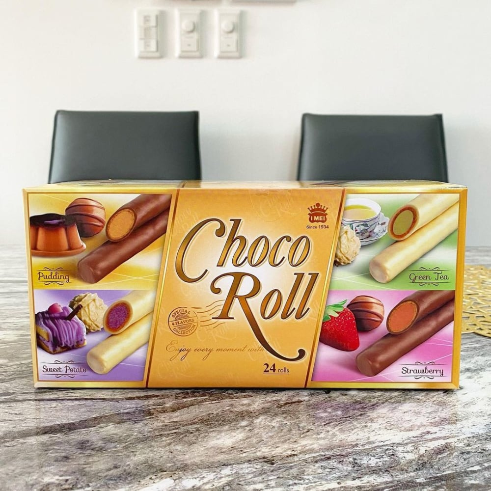 チョコロール4種アソート