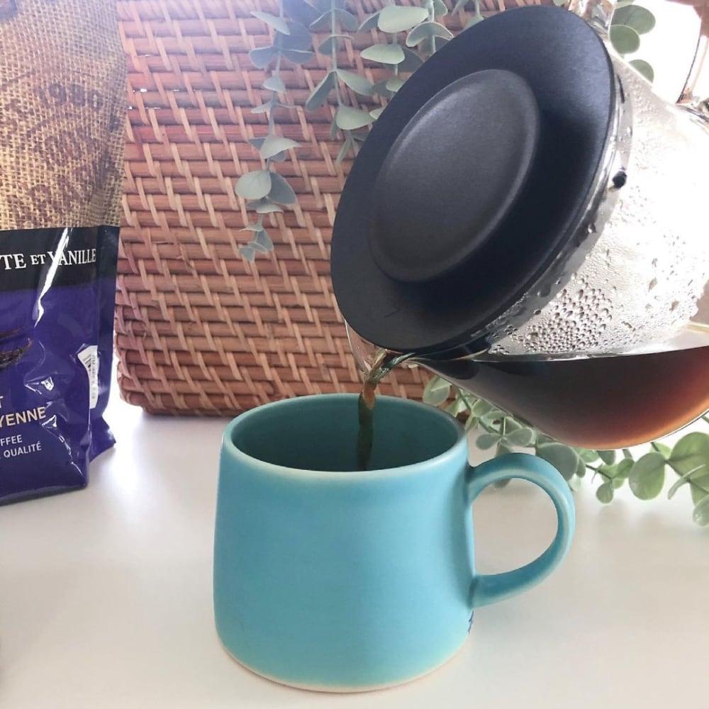 ヘーゼルナッツバニラコーヒー