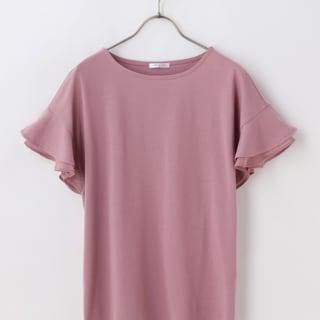 ハニーズのフリル袖Tシャツの写真