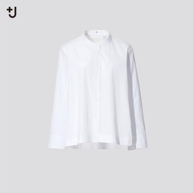 ユニクロのスーピマコットンシャツジャケット