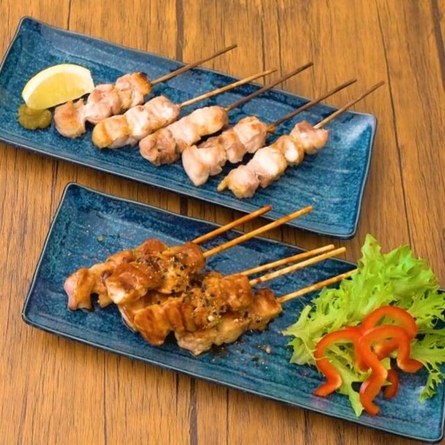 コストコのさくらどり焼鳥用もも肉串
