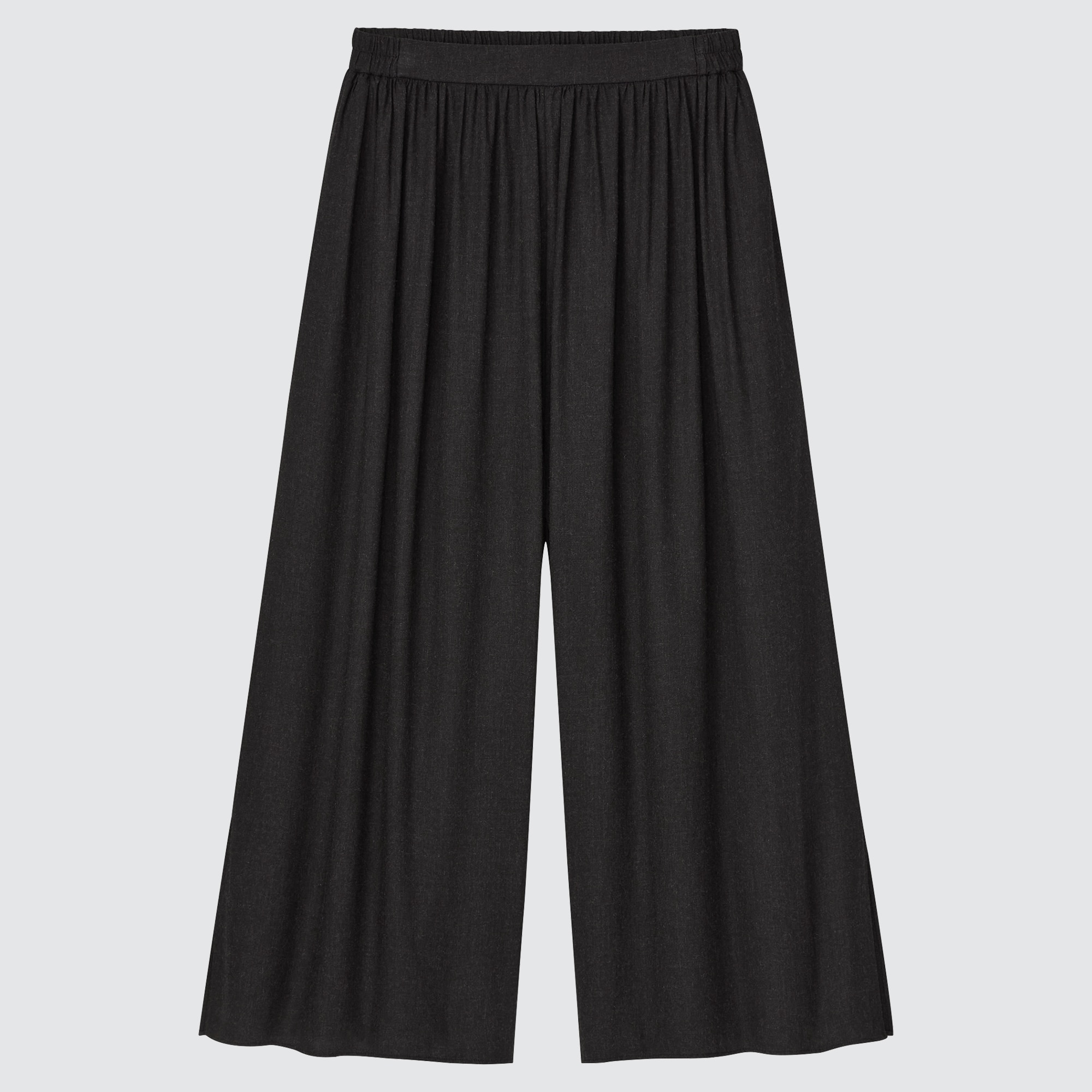 ギャザースカートパンツ