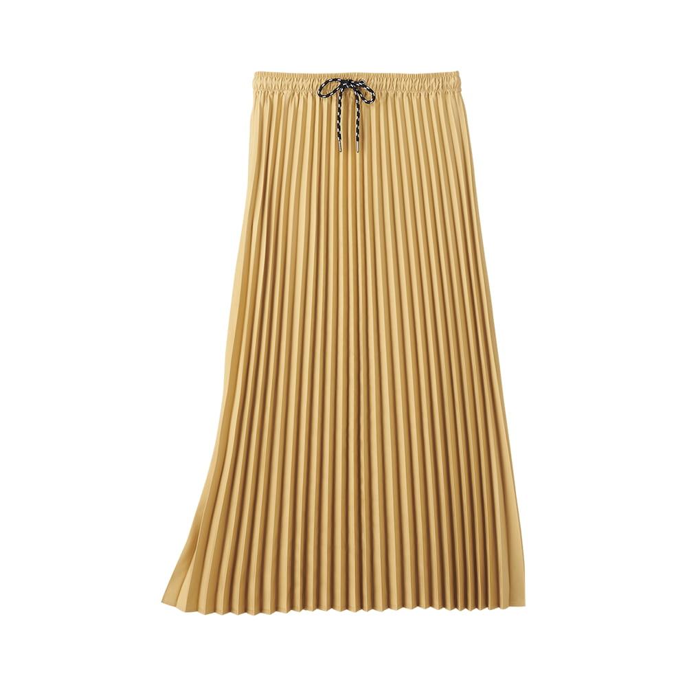 ワークマンのレディース撥水ライトプリーツスカート