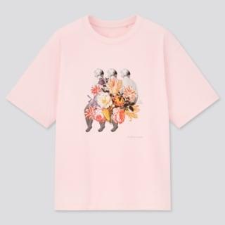 ブロッサムオブ ダイバーシティUTグラフィックTシャツ